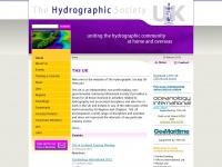 Ths.org.uk - The Hydrographic Society UK