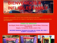 Inflablesfamily.com.ar - ALQUILER DE INFLABLES FAMILY :: San Miguel