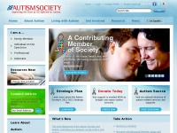 Autism-society.org - Home - Autism Society