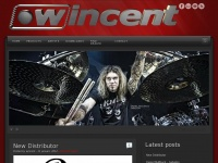 Wincent.se - Wincent Drumsticks – Wood as close to metal as you can get