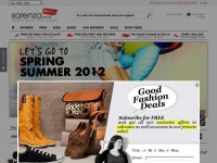 Online Shoe Shop | Buy shoes online with Sarenza.co.uk | Free shipping