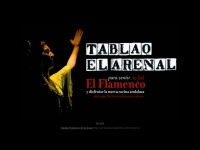 tablaoelarenal.com