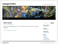 Charger12951.wordpress.com - charger12951 | Just another WordPress.com site