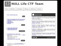 NULL Life
