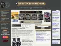 Connectingwatches.com - watches by ConnectingWatches - watch collection - knowledge of watches