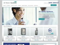 Awswatercoolers.ie - All Water Systems for mains fed drinking water coolers, boilers and water dispensers -  AWS Water coolers