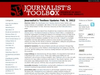 Journaliststoolbox.org - Journalist's Toolbox   A Society of Professional Journalists Blog