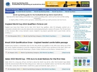 World-cup-betting.me.uk - World Cup Betting 2018   Online Football Betting Guide