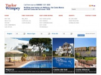 New homes in Spain for sale - Taylor Wimpey Spain
