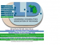 Ldaofmichigan.org - LDA of Michigan | To enhance the quality of life for all individuals with learning disabilities and their families.