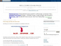 welcome2danipage.blogspot.com