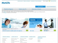 Seguros de Vida y Accidentes: METLIFE Seguros Vida Accidentes