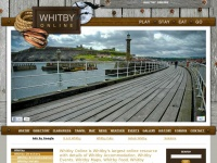 Whitbyonline.co.uk - Whitby Online - Whitby