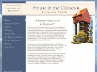 Houseintheclouds.co.uk - House in the Clouds | Self Catering Holiday Accommodation |Suffolk