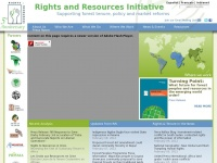 Home | Rights + Resources