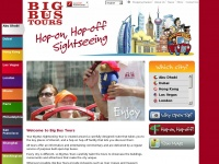 Sightseeing Bus Tours | Hop-On Hop-Off | Big Bus Tours