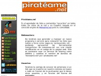 Pirateame.net Preview