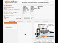 Mp3bolivia.net - Sitio Web