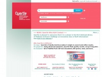Quertle.info - Quertle® - Intelligent semantic queries of MEDLINE (PubMed) and the biomedical literature