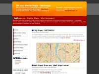 Netmaps.us - Usa and World Vector and Wall Maps. Netmaps Official Map Store