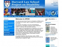 Hpod.org - Harvard Law School Project on Disability