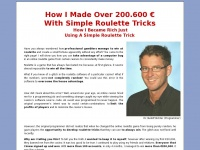 Roulettetrick.org - Roulette Tricks | Roulette Trick How To Win Roulette