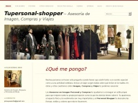 tupersonal-shopper.com