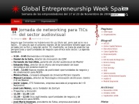 Global Entrepreneurship Week Spain