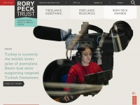 Rorypecktrust.org - Supporting freelance journalists worldwide | Rory Peck Trust