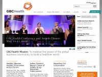 Gbchealth.org - GBCHealth   Mobilizing Business for a Healthier World