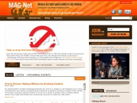 Mag-net.org - Mag-NET - Media Action Grassroots Network