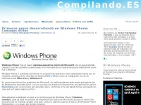 Compilando.ES | .NET, Sql Server, Azure y Windows Phone por y para desarrolladores