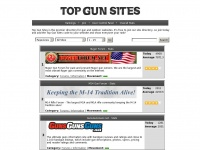 Topgunsites.com - Top Gun Sites Top Sites List - Rankings - All Sites