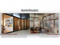 Hunterdouglas.com.mx - Hunter Douglas México - Hunter Douglas