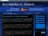Accidenteinitinere.es - Accidente in itinere