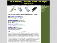Aaabatterycharger.net