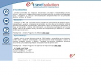 e-travelsolution.com.mx
