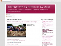 ALTERNATIVES EN GESTIÓ DE LA SALUT