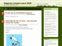 Hogares Limpios para SQM | Just another WordPress.com site