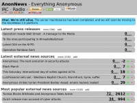 AnonNews.org : Everything Anonymous