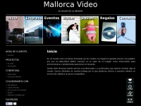 MALLORCA VIDEO | Servicios Audiovisuales en Mallorca. Productora Audiovisual Mallorca, Video Marketing de Empresa,  Video de Boda en Mallorca, grabacion de eventos, realizacion de documentales, regalos de boda, retransmisión online de eventos, invitaciones de boda, pasar cintas a dvd
