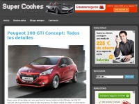 Super Coches - El blog del motor