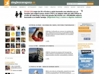 Singles Zaragoza - La red single gratuita de Zaragoza