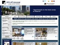 DFlat Housing | Alojamiento en Madrid para Estudiantes