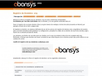 abansys.org
