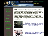 Ptwf.org - Welcome to the Pave The Way Foundation website