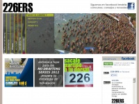 226ERS Official Website / Feed Your Dreams