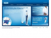 Oralb.co.za - Electric Toothbrushes, Floss, & Dental Health | Oral-B