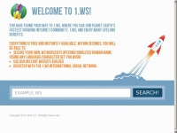 Quique.ws - .WS Internationalized Domain Names