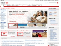 Hsbc.co.in - HSBC India: Personal, Corporate Banking, Credit Cards, NRI Services | HSBC India